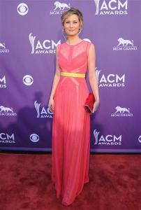 Jennifer Nettles 2012 ACM awards