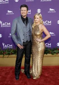 Blake Shelton 2012 ACM awards