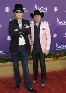big and rich 2012 acm awards