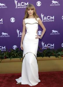 Taylor Swift from 2012 ACM awards
