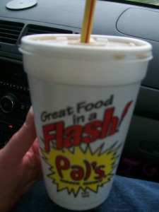 Pal's Chocolate Shake