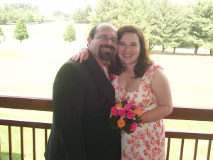 Kari and RJ's Vow Renewal  May 2012