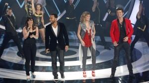 duets cast oepning performance