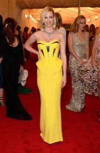 januaary jones met gala 2012