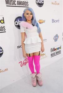 Kerli Billboard Music Awards