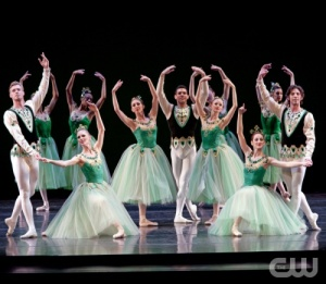 Ballet West Company Members featured on Breaking Pointe