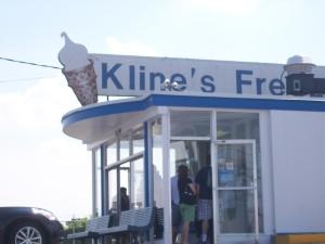 Kline's Freeze