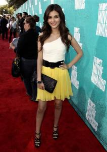 Victoria Justice 2012 MTV Movie Awards