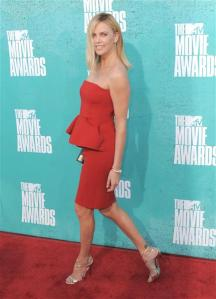 Charlize Theron 2012 MTV Movie Awards
