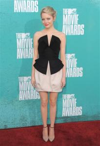 emma stone 2012 vma awards