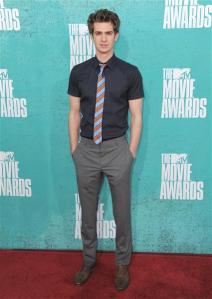 andrew garfield 2012 mtv movie awards