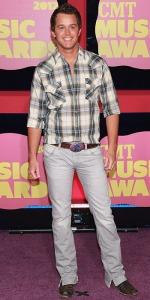 easton corbin 2012 cmt awards