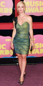 Jennie Garth 2012 CMT Awards