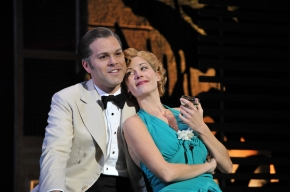 Nellie and Emile from National Tour of South Pacific