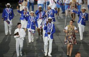 Team Belize Olympics 2012