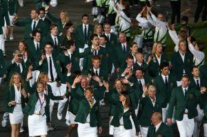 team australia 2012 olympics
