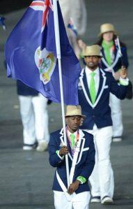 Team Cayman Islands 2012 Olympics