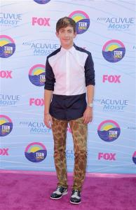 kevin mchale 2012 teen choice awards