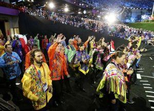 Team Mexico 2012 Olympics