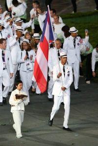 Team Puerto Rico 2012 Olympics