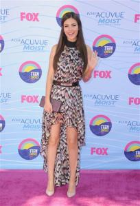 victoria justice 2012 teen choice awards