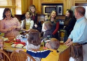 The Bates Family