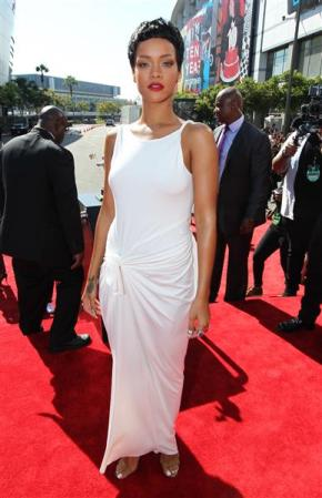 Rihanna 2012 MTV VMA Awards