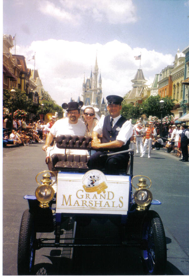 Disney Dream Parade
