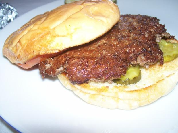 Kari's Burger from Crazy Good Burgers