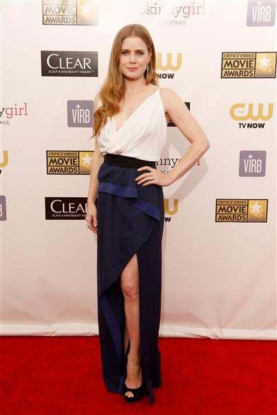 amy adams 2013 critics' choice movie awards