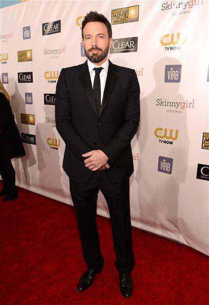 ben affleck 2013 critics' choice movie awards