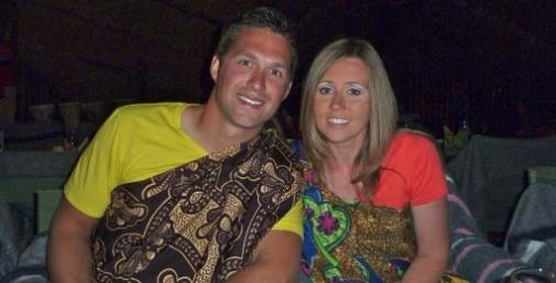 Justin and Alana Carroll