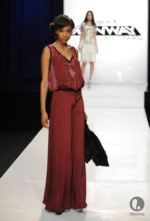 laura kathleen project runway all stars episode 8 l