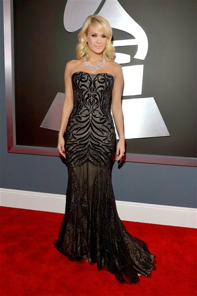 carrie underwood 2013 grammy