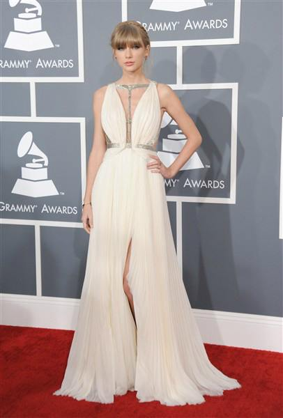 taylor swift 2012 grammy awards