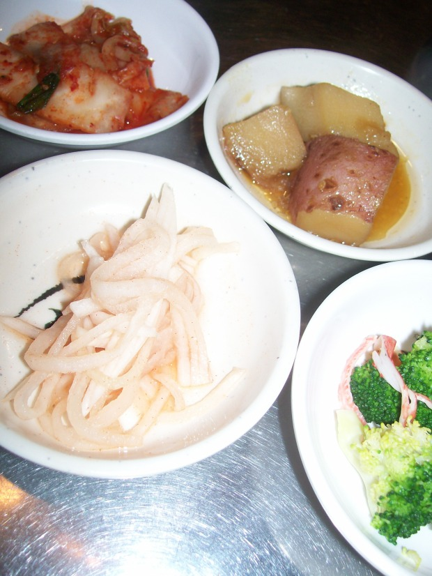 Honey Pig- side dishes
