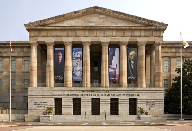 National Portrait Gallery- photo courtesy of National Portrait Gallery