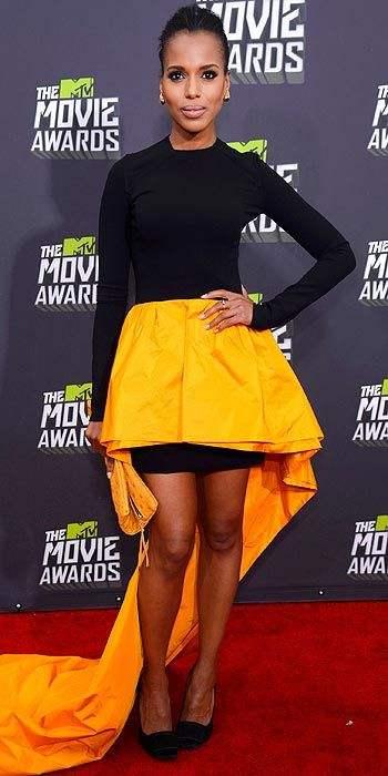 Kerry Washington 2013 MTV Movie awards