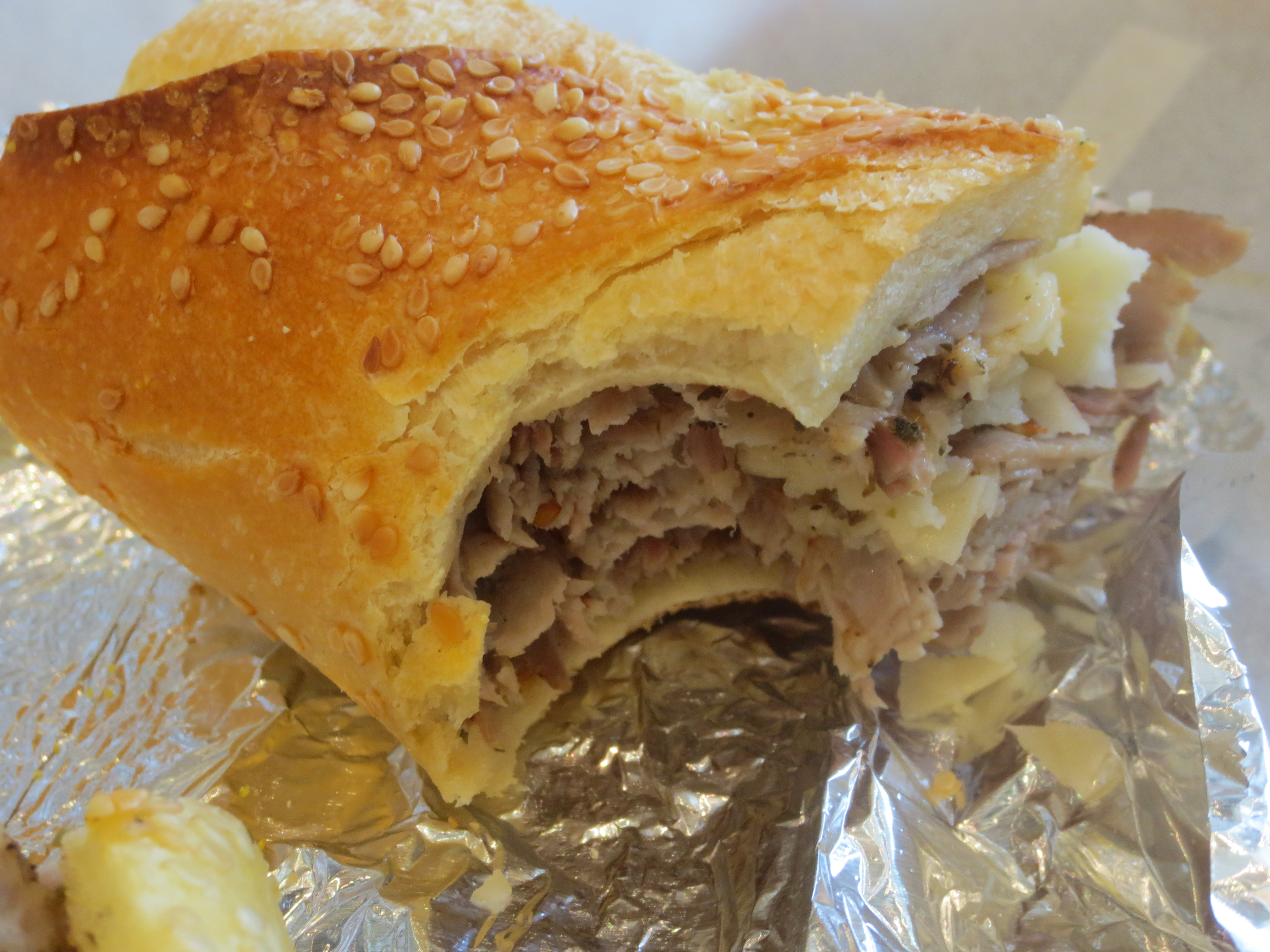RJ's Sandwich- Washington Avenue