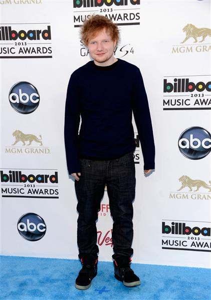 ed sheeran 2013 Billboard Music Awards