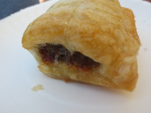 Pure Pasty Co. Sausage Roll