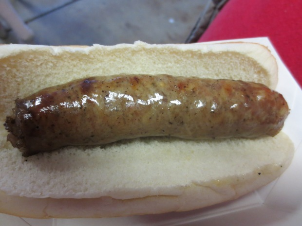 Polish Sausage from Logan's Sausage Grill