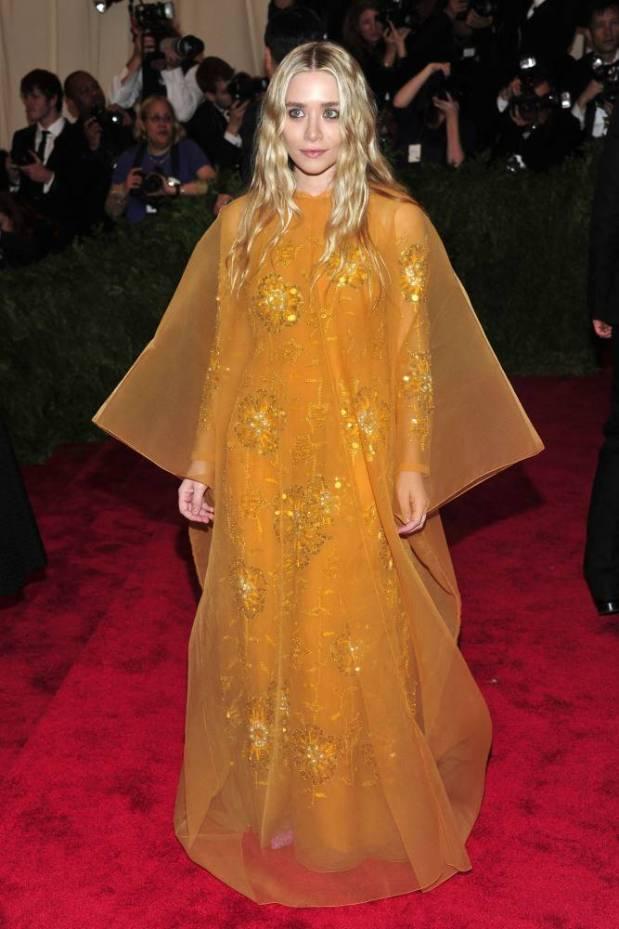 Ashley Olsen 2013 met gala