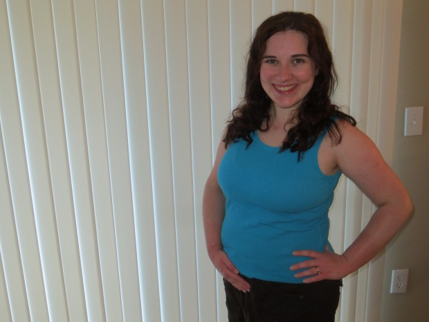 Kari- 5 weeks pregnant