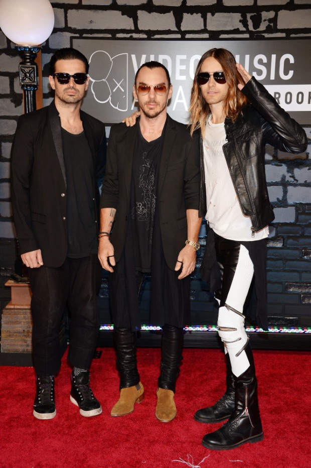 thirty second to mars 2013 vma