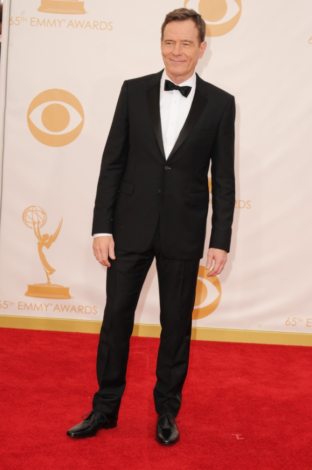bryan cranston 65th Annual Primetime Emmy Awards - Arrivals