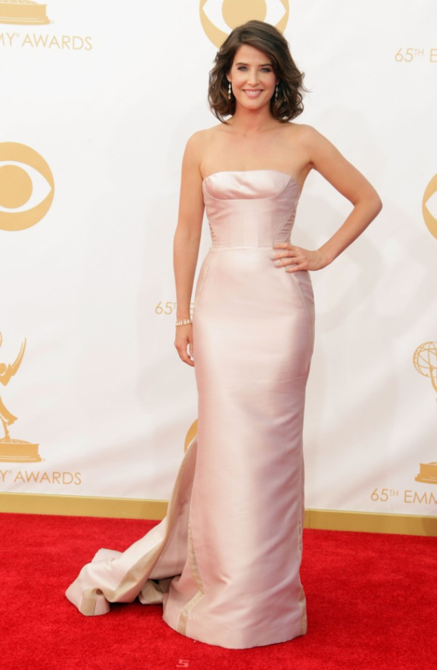 Cobie smulders 65th Annual Primetime Emmy Awards - Arrivals