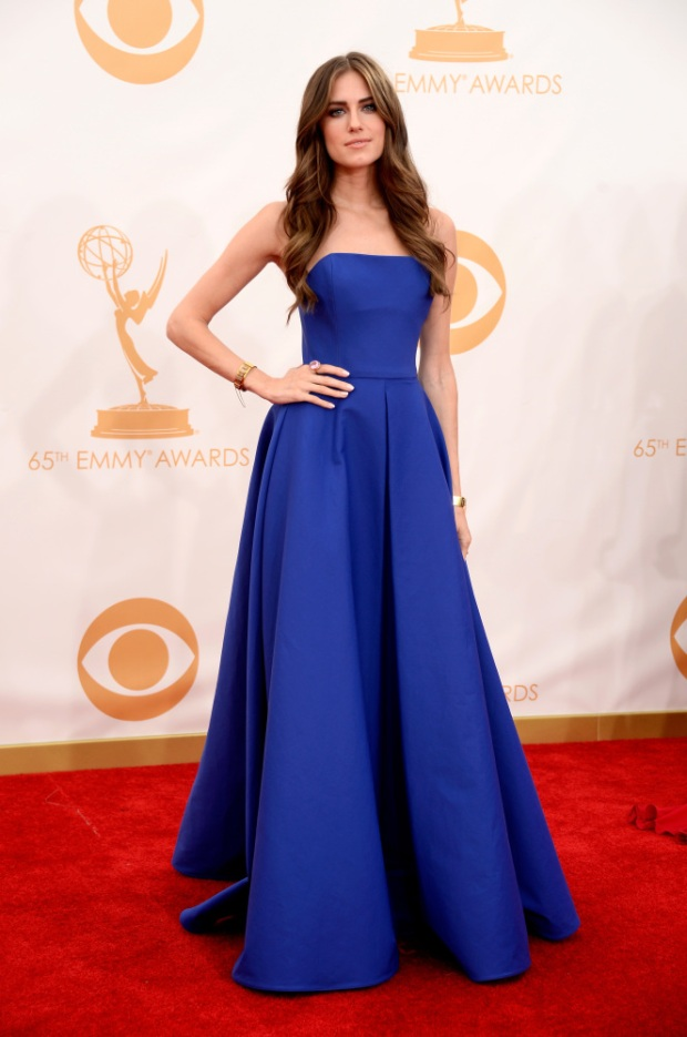 alison williams 65th Annual Primetime Emmy Awards - Arrivals
