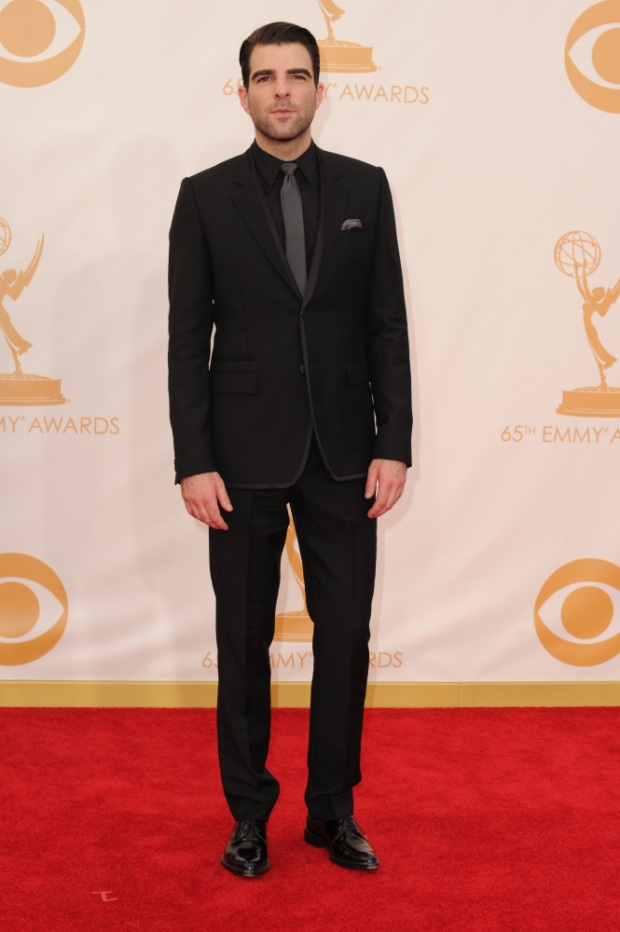zachary quinto 65th Annual Primetime Emmy Awards - Arrivals