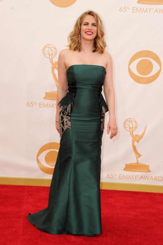 anna chlumsky 65th Annual Primetime Emmy Awards - Arrivals